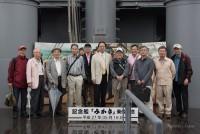 楽遊会  -三笠見学と海軍カレー