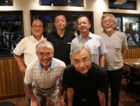 """麻雀会 見事に""""団体戦""""、""""個人戦""""ダブル優勝の栄冠!!"""