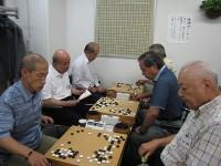 杉並稲門会囲碁部と豊島稲門会囲碁会との 第3回囲碁交流戦